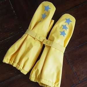Baby waterproof mittens